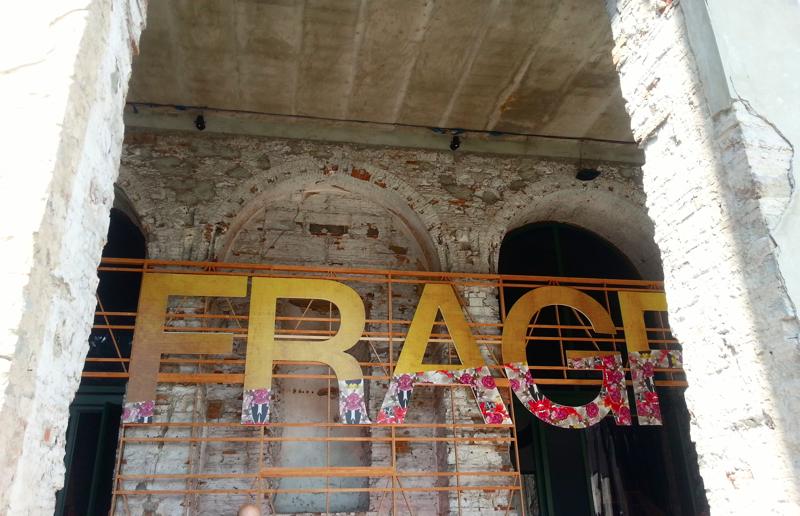 Smaržas un cilvēki izstādē Pitti Immagine Fragranze