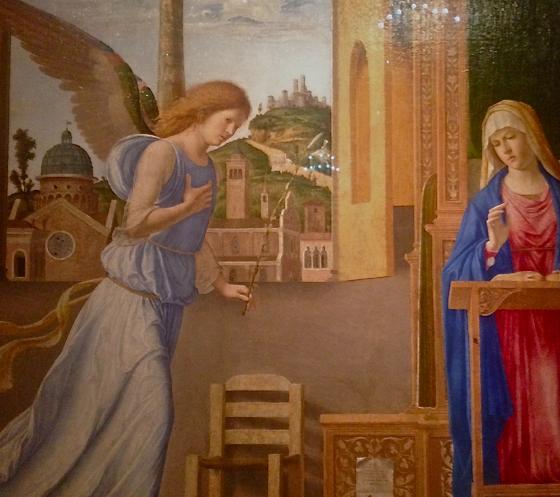 Lilijas un eņģeļi