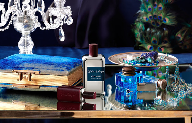 Atelier Cologne Oud Saphire – ne tikai zilačiem!